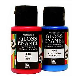 Arte Deco Gloss Enamel 35ml
