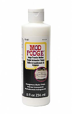 Mod Podge Image Transfer Medium