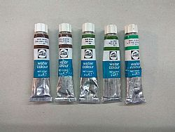 Talens Water Colour 8ml.