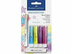 Faber Castell Mix & Match Gelatos σετ των 6 τμχ.