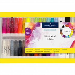 Faber Castell Mix & Match Gelatos σετ των 33 τμχ.