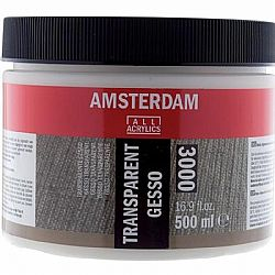 Talens Amsterdam Transparent Gesso 250ml.