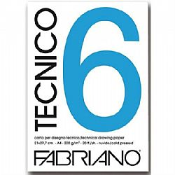Fabriano 6 Technical Drawing Paper