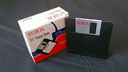 Xerox Floppy Disks Δισκέτες