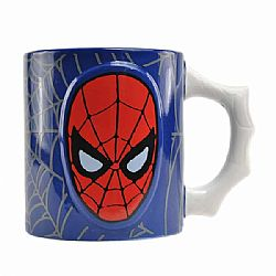 Marvel Embossed Mug - Spider-man
