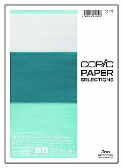 Copic Custom Paper A4 150gr. 20φύλλα