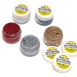 Glitter Gel Snazaroo 12ML