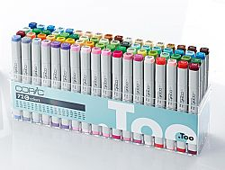Copic 72pc Set C
