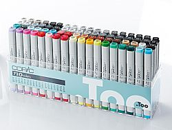 Copic 72pc Set B